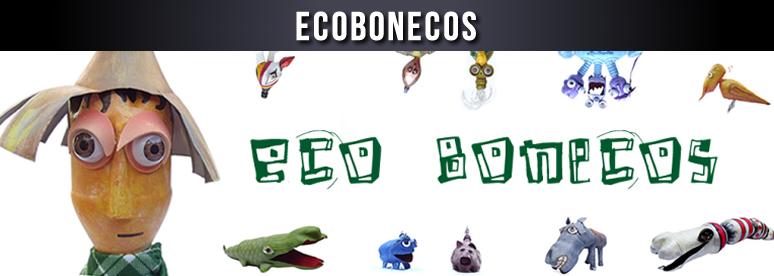 Eco Bonecos _ Grupo Girino Teatro de Bonecos e Animação