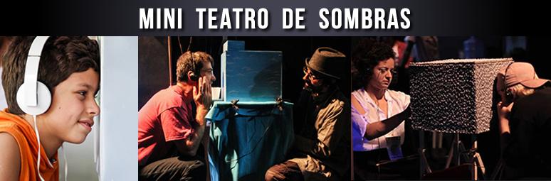 Mini Teatro de Sombras _ Grupo Girino Teatro de Bonecos e Animação