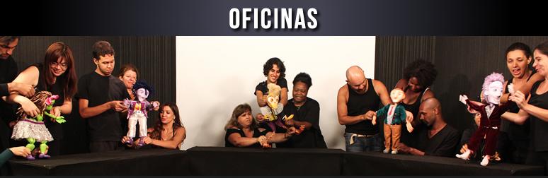 Oficinas _ Grupo Girino Teatro de Bonecos e Animação