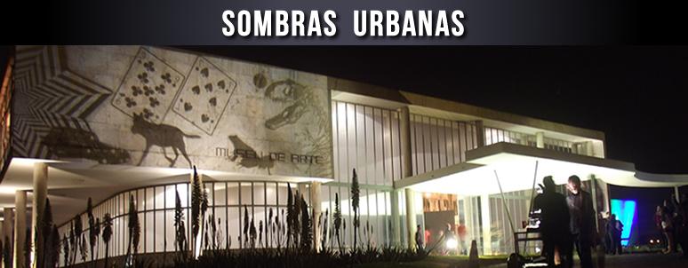 Sombras Urbanas _ Grupo Girino Teatro de Bonecos e Animação