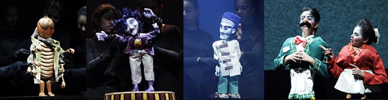 oficina montagem de espetaculo de teatro de bonecos e de animacao_