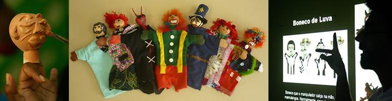 oficina teatro de bonecos de luvas - fantoches_