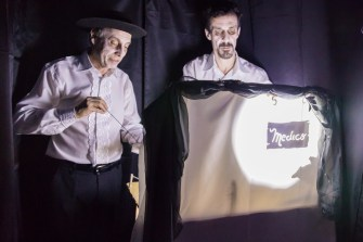 FESTIM _ Festival de Teatro em Miniatura 2014 _ Foto Simone Diacopulus