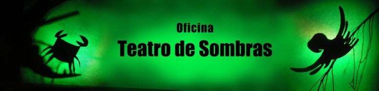 Oficina Teatro de Sombras _ Grupo Girino Teatro de Bonecos e de Aninmação