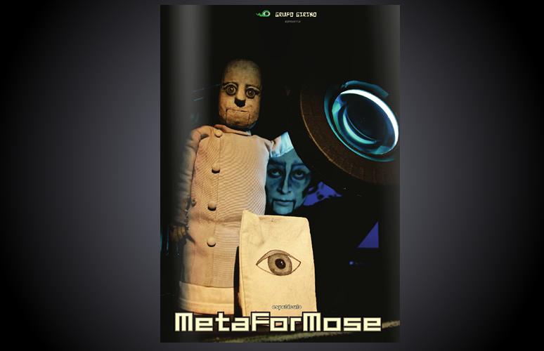 catalogo do espetaculo metaformose grupo girino teatro de bonecos e teatro de animação