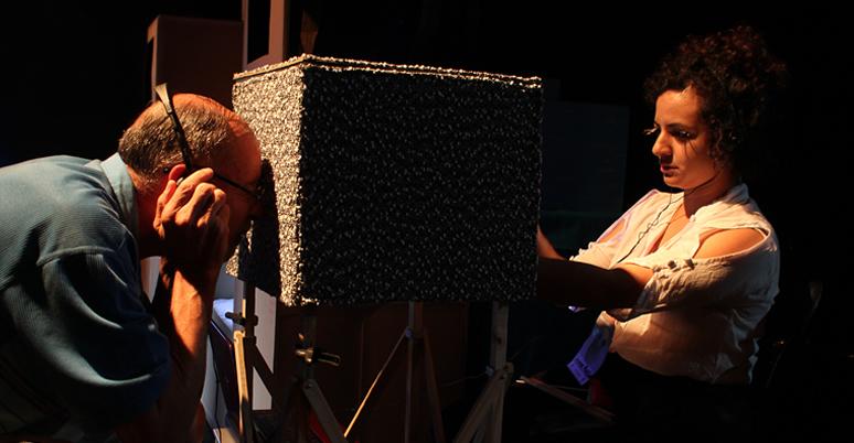 Espetáculo Coração Alado _ Grupo Girino _ Foto Hugo Honorato 071