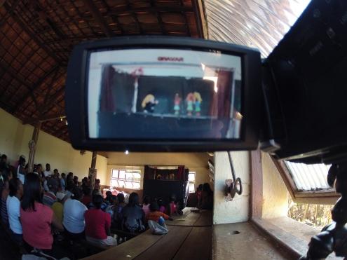 Oficina Teatro de Bonecos para Educadores