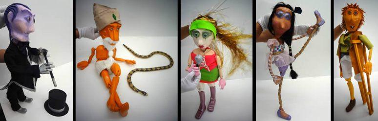 Oficina de construção de bonecos e montagem de espetaculo de teatro de animaçao (3)