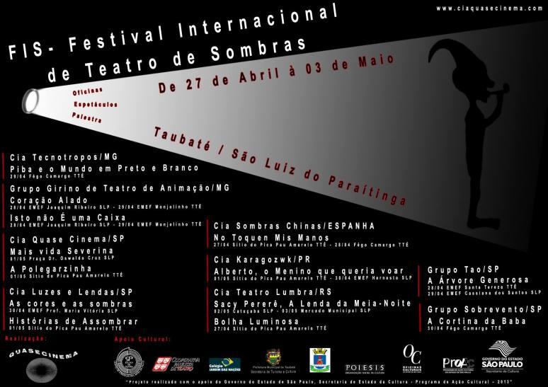 FIS - Festival Internacional de Teatro de Sombras