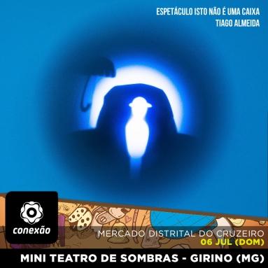 Mini Teatro de Sombras _ Grupo Girino