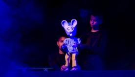Oficina Teatro de Bonecos e Animação _ Berford Roxo _ Rio de Janeiro _ 2014