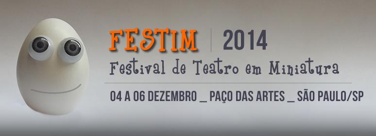 FESTIM - Festival de Teatro em Miniatura 2014 _ Grupo Girino Teatro de Animação_ _