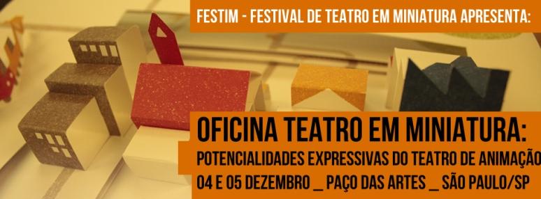 oficina teatro em miniatura _ festim 2014 _ grupo girino teatro de animação _ _
