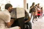 COTIDIANO: Mini Teatro de Sombras | Grupo Girino