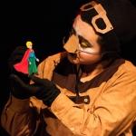 O Pequeno Príncipe de Papel _ Grupo Girino Teatro de Bonecos e Animação _ Foto HugoHonorato