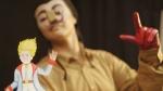 O Pequeno Príncipe de Papel _ Grupo Girino Teatro de Bonecos e Animação _ Foto MarcoVieira