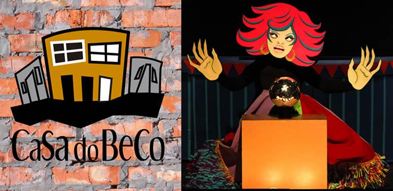 espetaculo o fantastico circo de papel _ grupo girino teatro de bonecos _ casa do beco 2015