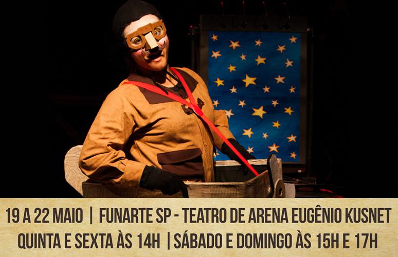 o pequeno principe de papel _ grupo girino _ teatro arena eugenio kusnet funarte sp