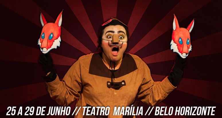 O Pequeno Principe de Papel _ Grupo Girino _ Teatro Marilia