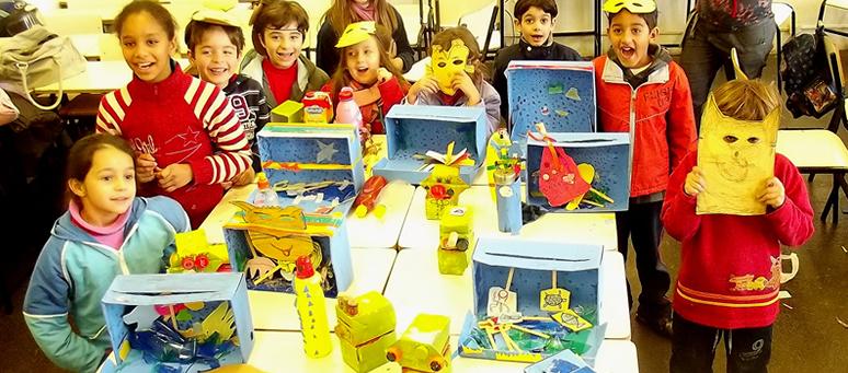 oficina teatro de bonecos educação infantil