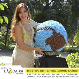 Mostra de Teatro Lambe Lambe _ Coletivo EmCaixa
