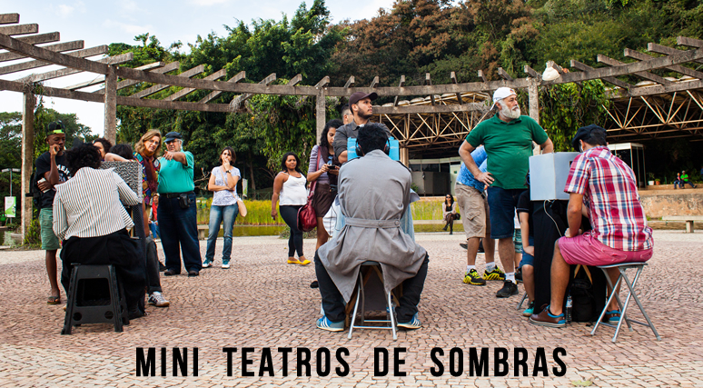 MINI TEATROS DE SOMBRAS | GRUPO GIRINO