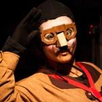 FESTIM 2015 _ Festival de Teatro em Miniatura _ O Pequeno Príncipe de Papel _ Grupo Girino _ Foto Hugo Honorato
