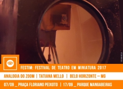 FESTIM 2017 // ANALOGIA DO ZOOM - TATIANA MELLO