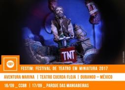 FESTIM 2017 // AVENTURA MARINA - TEATRO CUERDA FLOJA