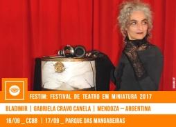 FESTIM 2017 // BLADIMIR - GABRIELA CRAVO CANELA