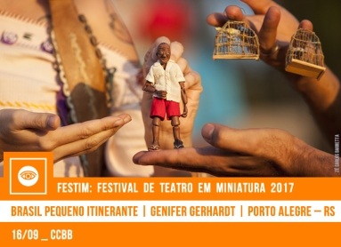 FESTIM 2017 // BRASIL PEQUENO ITINERANTE - GENIFER GERHARDT