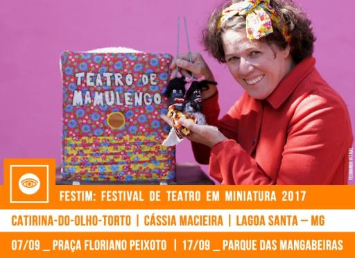 FESTIM 2017 // CATIRINA-DO-OLHO-TORTO - CÁSSIA MACIEIRA