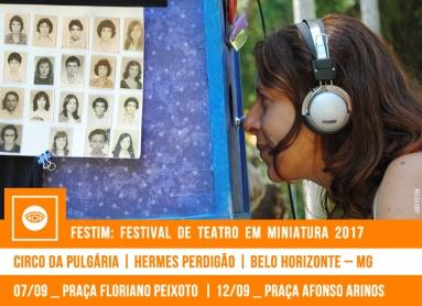 FESTIM 2017 // CIRCO DA PULGÁRIA - HERMES PERDIGÃO