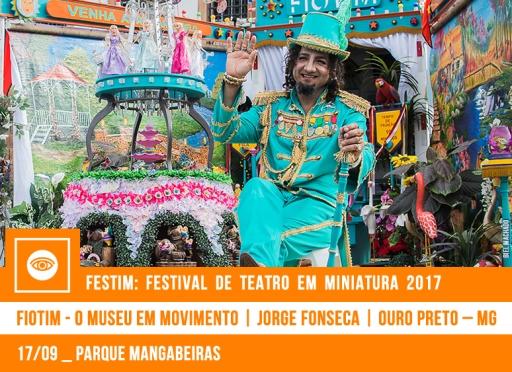 FESTIM 2017 // FIOTIM - O MUSEU EM MOVIMENTO - JORGE FONSECA