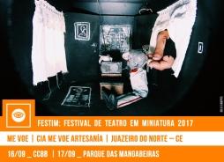 FESTIM 2017 // ME VOE - CIA ME VOE ARTESANÍA