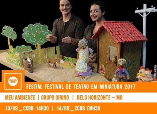 FESTIM 2017 // MEU AMBIENTE - GRUPO GIRINO