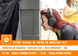 FESTIM 2017 // MONSTRO DO ARMÁRIO - GUSTAVO (ED)