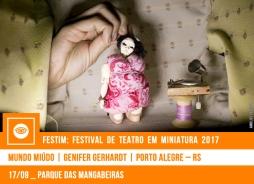 FESTIM 2017 // MUNDO MIÚDO - GENIFER GERHARDT