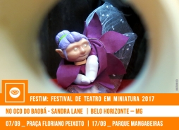 FESTIM 2017 // NO OCO DO BAOBÁ - SANDRA LANE