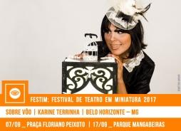 FESTIM 2017 // SOBRE VÔO - KARINE TERRINHA