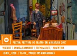 FESTIM 2017 // VINCENT - ANDREA BAAMONDE