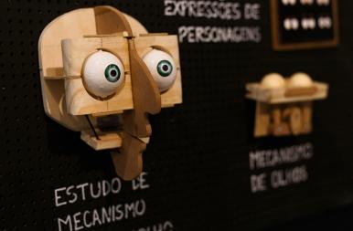 Exposição Imaginário Mundo dos Bonecos | Grupo Girino | Foto Hugo Honorato