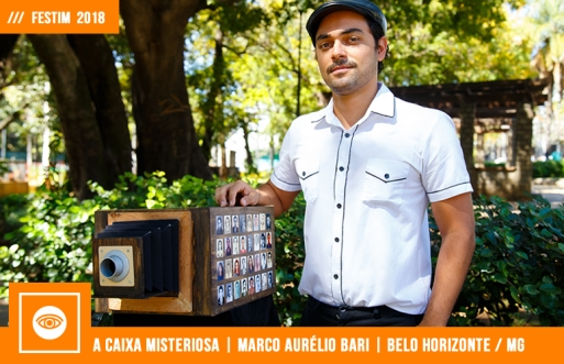 FESTIM 2018 _ A CAIXA MISTERIOSA _ MARCO AURÉLIO BARI