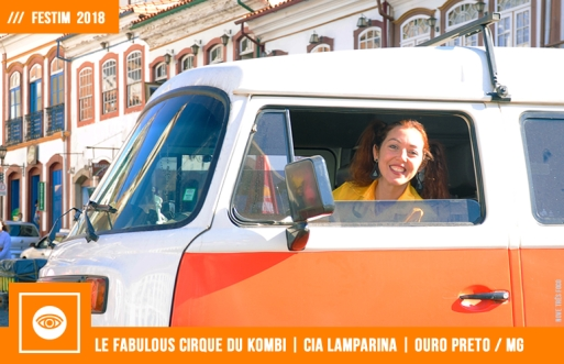 FESTIM 2018 _ LE FABULOUS CIRQUE DU KOMBI _ CIA LAMPARINA