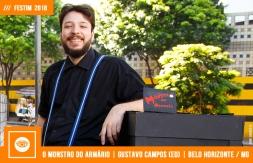 FESTIM 2018 _ O MONSTRO DO ARMÁRIO _ GUSTAVO CAMPOS ED