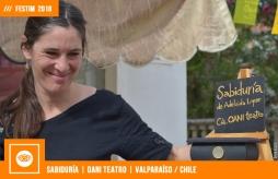 FESTIM 2018 _ SABIDURÍA _ OANI TEATRO
