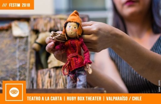 FESTIM 2018 _ TEATRO A LA CARTA _ RUBY BOX THEATER