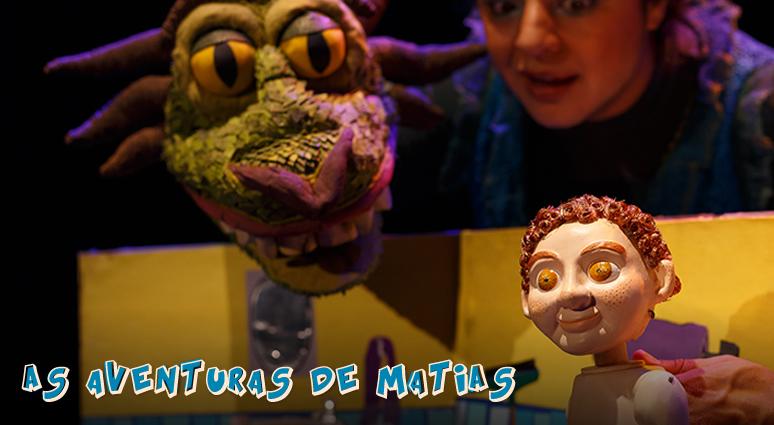 AS AVENTURAS DE MATIAS _ GRUPO GIRINO TEATRO DE BONECOS _