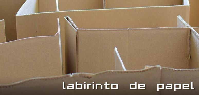 Labirinto de Papel _ grupo girino teatro de bonecos _