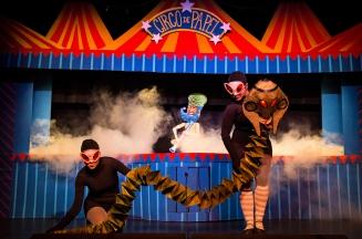 O Fantástico Circo de Papel | Grupo Girino